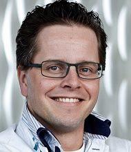 Onderzoeker van de week Dennis Vriens